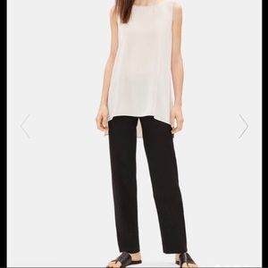 Eileen Fisher Petite Black Pants